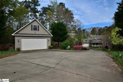 Anderson Single Family Home For Sale: 112 Buckeye