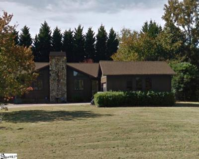 Boiling Springs Single Family Home Contingency Contract: 423 Shoally