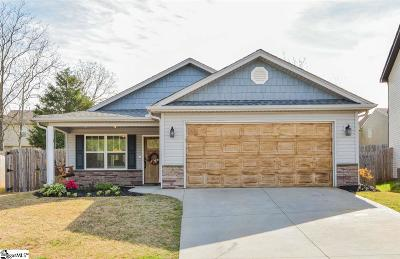 Greer Single Family Home Contingency Contract: 208 Summerlea