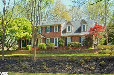 Easley Single Family Home For Sale: 112 Arcadian