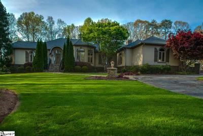 Easley Single Family Home Contingency Contract: 204 McAlister Lake