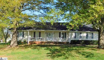 Greenville County Single Family Home For Sale: 303 Roberts