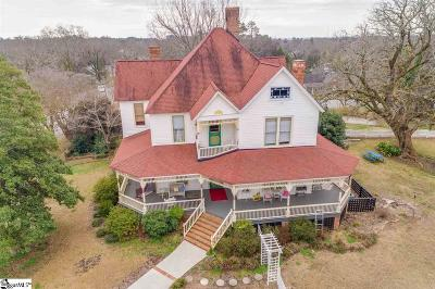 Seneca Single Family Home For Sale: 210 S Townville
