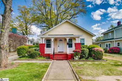 Downtown Single Family Home Contingency Contract: 10 Harris