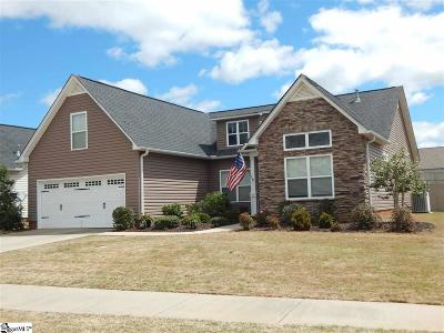 Easley Single Family Home For Sale: 103 Amherst