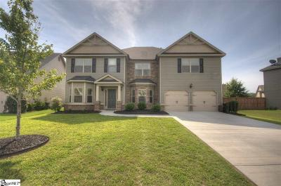 Greer Single Family Home For Sale: 330 Harkins Bluff