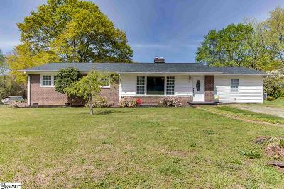 Easley Single Family Home For Sale: 119 Summit