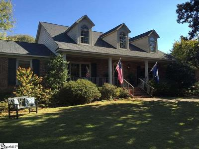 Greenville Single Family Home Contingency Contract: 25 Sagamore