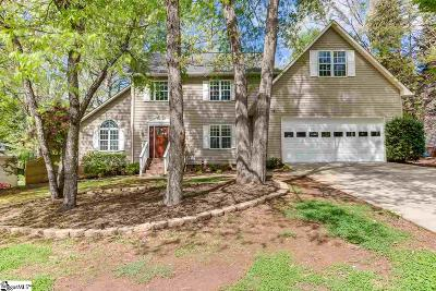 Greenville County Single Family Home For Sale: 124 Warrenton