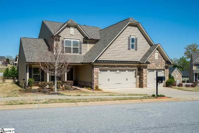 Greer Single Family Home For Sale: 119 Chandler Crest
