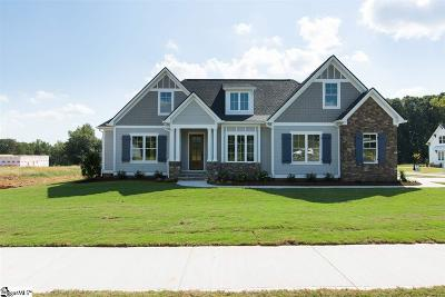 Simpsonville Single Family Home For Sale: 317 Braxton Meadow