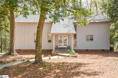 Greenville Single Family Home For Sale: 214 Gilderbrook