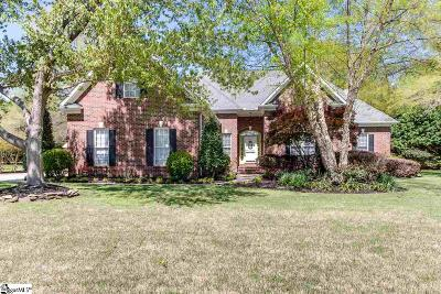 Easley Single Family Home For Sale: 107 Selsea