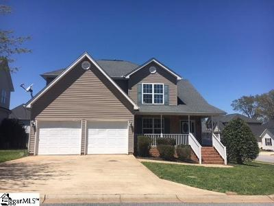 Greenville County Single Family Home For Sale: 200 Downs