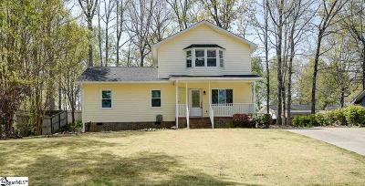 Simpsonville Single Family Home For Sale: 204 Faunawood