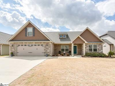 Boiling Springs Single Family Home For Sale: 416 Orlando