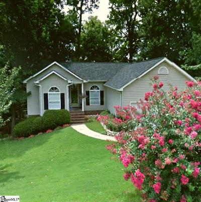Simpsonville Single Family Home For Sale: 400 Windy Meadow