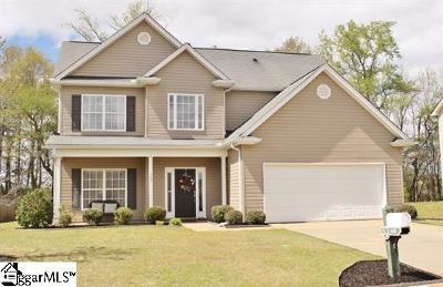 Boiling Springs Single Family Home For Sale: 403 Slate