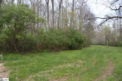 Simpsonville Residential Lots & Land Contingency Contract: 121 Kingswood