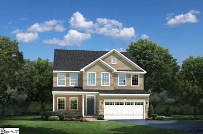 Simpsonville Single Family Home For Sale: 210 Limberlock