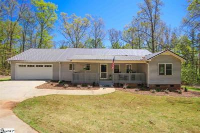 Easley Single Family Home For Sale: 850 Three And Twenty