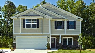 Boiling Springs SC Single Family Home For Sale: $205,280