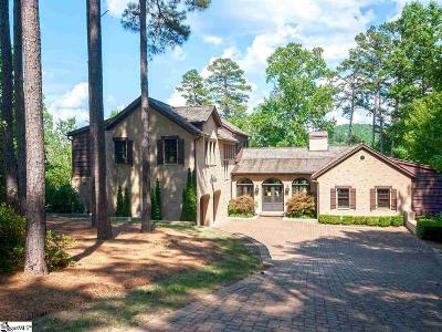 Sunset SC Single Family Home For Sale: $2,250,000