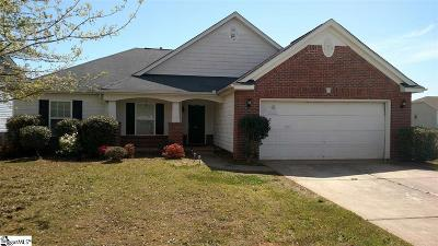 Roebuck SC Single Family Home For Sale: $135,000