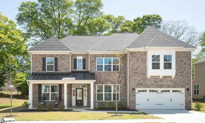 Fountain Inn SC Single Family Home For Sale: $379,900