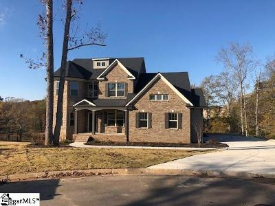 Simpsonville Single Family Home For Sale: 5 Privet