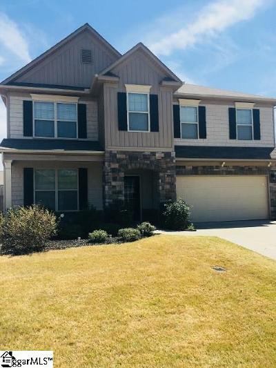 Easley Single Family Home For Sale: 105 Amherst