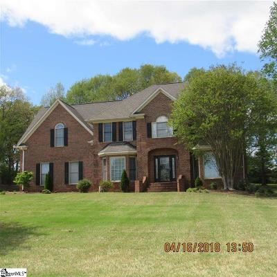 Spartanburg Single Family Home For Sale: 408 S Oakley