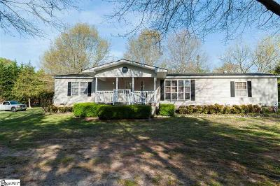 Greenville County Mobile Home For Sale: 4343 N 14