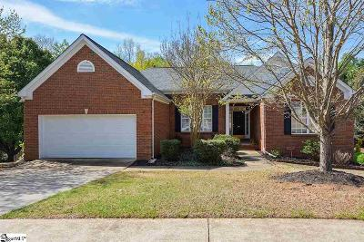Travelers Rest Single Family Home Contingency Contract: 209 Wild Geese