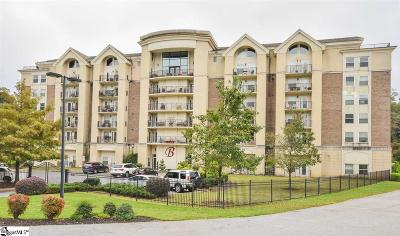 Greenville Condo/Townhouse For Sale: 1001 S Church #Unit 405