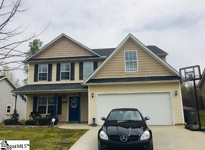 Greenville Single Family Home For Sale: 112 Leopore