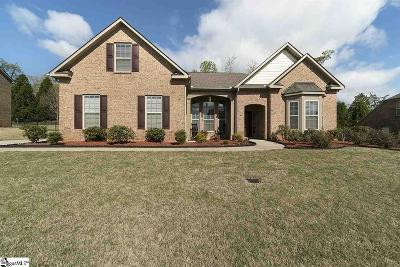 Easley Single Family Home For Sale: 7 Kettering