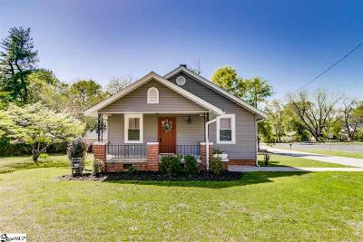 Duncan Single Family Home For Sale: 103 S Church