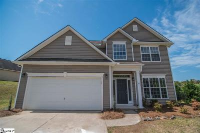 Simpsonville SC Single Family Home For Sale: $209,000