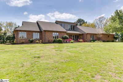 Liberty SC Single Family Home For Sale: $474,500