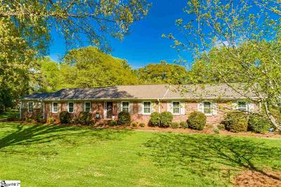 Gower Estates Single Family Home For Sale: 721 Parkins Mill