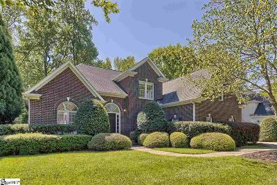 Simpsonville Single Family Home For Sale: 12 Red Fern