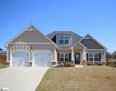 Simpsonville Single Family Home For Sale: 39 Corgi