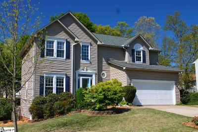 Mauldin Single Family Home Contingency Contract: 6 Fawn Ridge