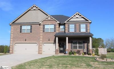 Boiling Springs Single Family Home For Sale: 522 Bennington Farm