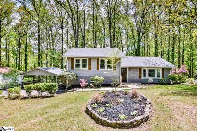 Greenville Single Family Home For Sale: 11 Yorkshire