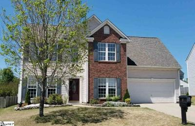 Greenville County Single Family Home For Sale: 8 Montpelier