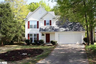 Simpsonville Single Family Home Contingency Contract: 137 Bathurst