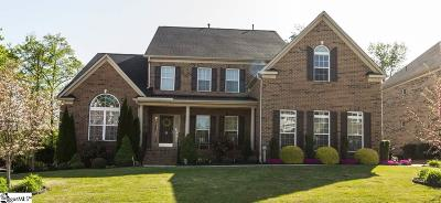 Simpsonville Single Family Home Contingency Contract: 33 Ganibrille