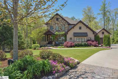 Greer Single Family Home For Sale: 27 Still Creek